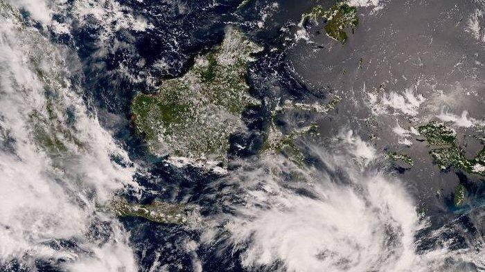 Peringatan Dini Cuaca BMKG, Dampak Siklon Tropis Seroja, Waspadai Hujan Lebat di Wilayah Ini Besok