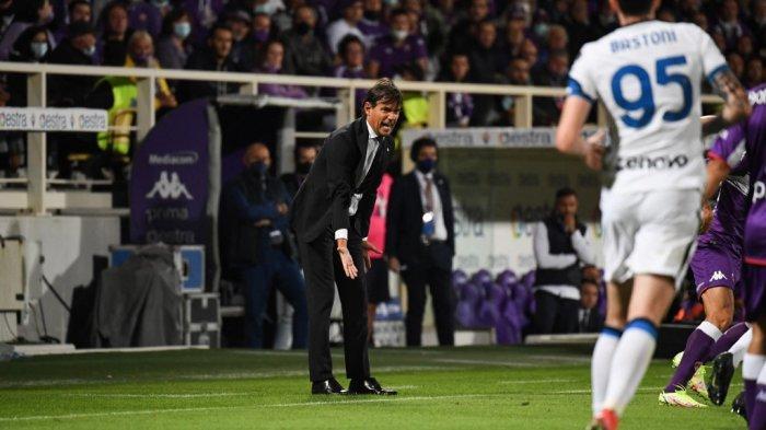 INTER MILAN 3-1 Fiorentina: Kata-kata Motivasi Inzaghi Pemicu Kebangkitan Nerazzurri di Babak 2