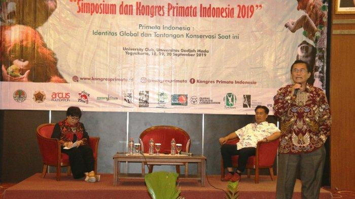 UGM Simpan Ribuan Fosil Orangutan Jawa