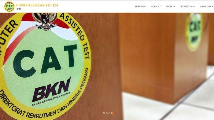 Simulasi Tes CAT BKN CPNS 2019, Daftar Online di Portal cat.bkn.go.id Kuota Terbatas