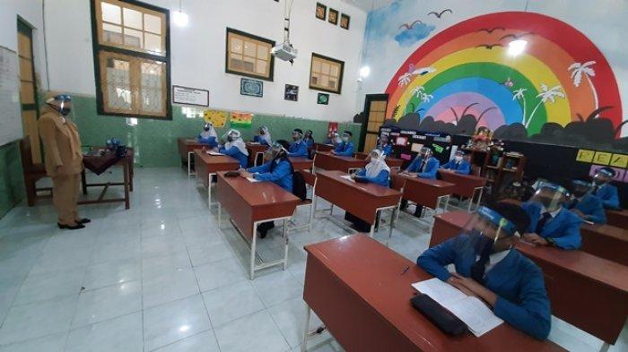 Sabar, Pembelajaran Tatap Muka Di Kota Yogya Kemungkinan Mundur, Lantaran Kasus Covid Belum Landai