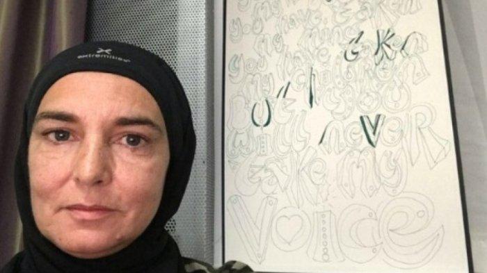 Rocker Sinead O'Connor Jadi Mualaf, Mengaku Telah Menemukan Kebenaran dalam Islam