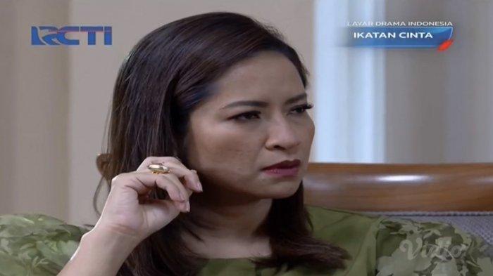 KABAR Terbaru Sinetron Ikatan Cinta : Mama Rosa Jalankan Misi Rahasia Demi Roy, Apakah Gerangan ?