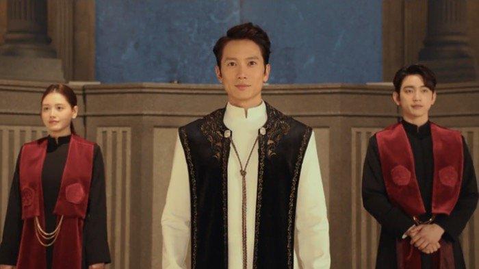 Lirik Lagu dan Terjemahan Tempest - Huckleberry Finn OST Drakor The Devil Judge Part I