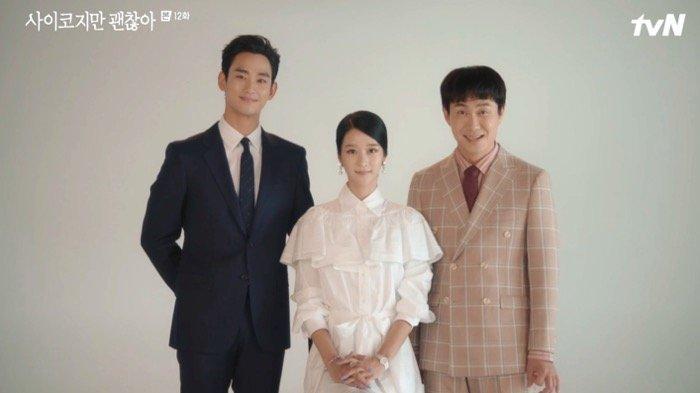 Sinopsis Drama Korea It's Okay to Not be Okay Episode 12: Terungkapnya Misteri 20 Tahun