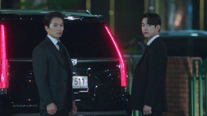 SINOPSIS Drama Korea (Drakor) The Devil Judge Episode 8: Oh Jin Joo Dipihak Jung Sun Ah?