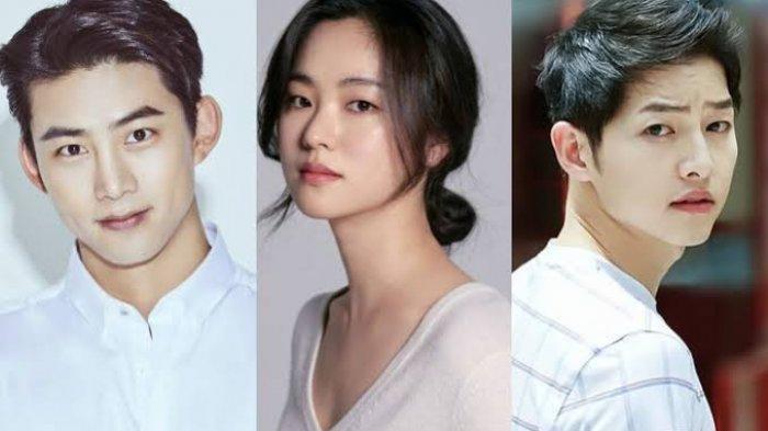 Biodata dan Profil 5 Pemain Utama Drakor Action 'Vincenzo': Song Joong Ki, hinga Taechyeon 2PM