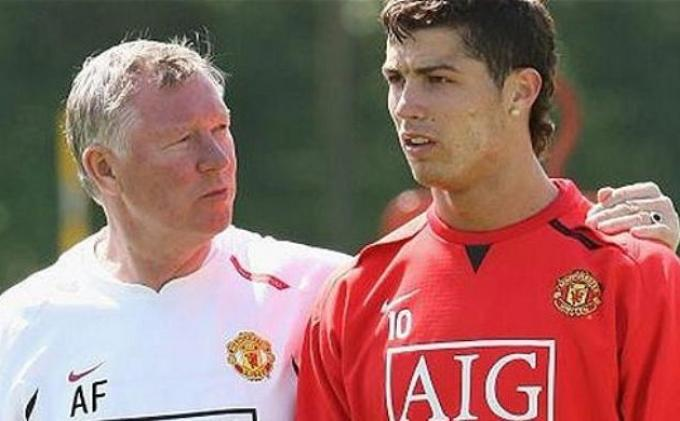 Berita MU Hari Ini: Kembali ke Manchester United, Dedikasi Cristiano Ronaldo untuk Sir Alex Ferguson