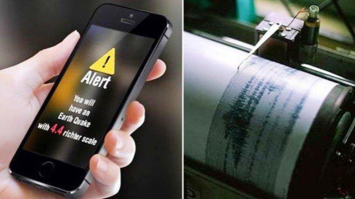 Indonesia Harus Belajar Sistem Peringatan Dini Gempa Bumi ke Jepang