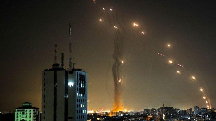 Roket Hamas Terobos Perisai Udara Israel, Inikah Kelemahan Sistem Pertahanan Udara Iron Dome?