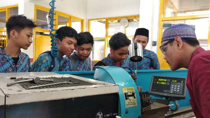 Dekatkan Diri ke Siswa SMP,SMK Muhammadiyah 3 Yogyakarta Kenalkan 8 Kompetensi Keahlian Unggulan