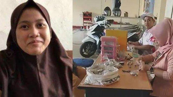 Viral Kisah Siswi SMA Datangi Dealer Lalu Beli Motor Matik Cash Pakai Uang Receh Hasil Menabung