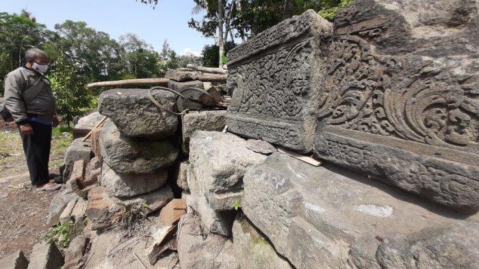 Situs Petirtaan Mantingan Magelang Diduga Berasal dari Abad ke-9