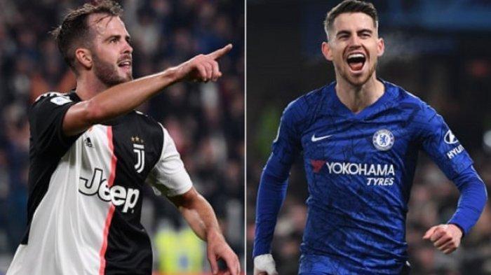 Jorginho ke Juventus? Agen: Setiap Pemain Pasti Ingin Bermain untuk Juara Serie A