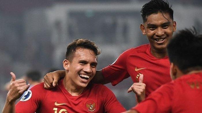 Timnas Indonesia Kalah Tipis 2-3 dari Afganistan, Egy Maulana Vikri Cetak Gol