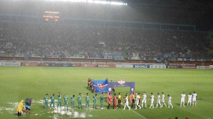 LINK Live Streaming BABAK II PSS vs Tira Persikabo Sementara 4-0, Persib vs PSM 2-1 - Jadwal Liga 1