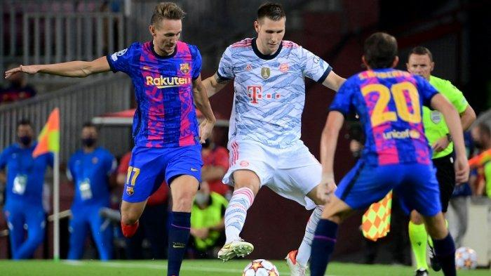 Barca 0 vs 3 Bayern, Skor Pemain Barcelona FC di Liga Champions Era Tanpa Messi