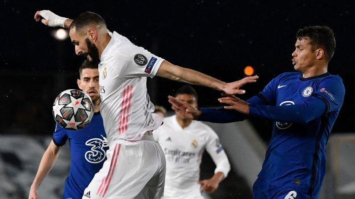 Channel Live Streaming Liga Spanyol Malam Ini Real Madrid vs Osasuna, El Real Wajib Menang