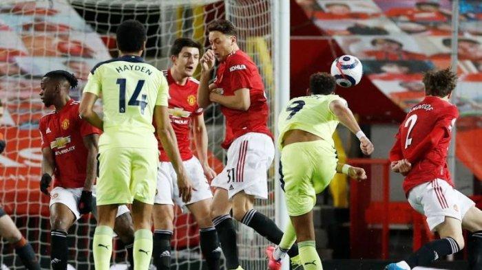 Skor Pemain MU vs Newcastle United yang Berakhir dengan Skor 3-1