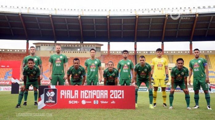 PSS Sleman Lolos ke Perempat Final Piala Menpora 2021 Setelah Kalahkan Persebaya di Laga Pamungkas