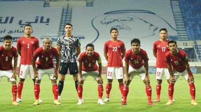 Channel TV Siaran Langsung INDONESIA vs UEA Kualifikasi Piala Dunia 2022: Live Streaming SCTV MolaTV