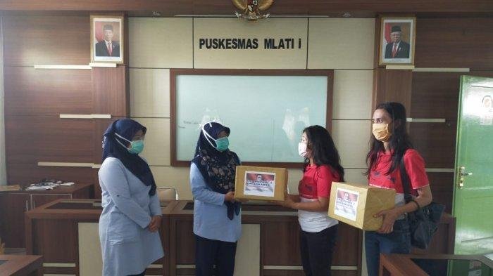 SMA BOPKRI 2 Yogyakarta Serahkan Bantuan APD untuk Pejuang Garda Depan Covid-19