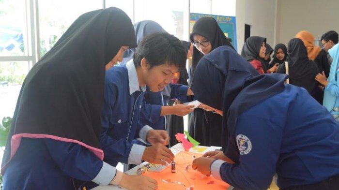 Pelajar dan Mahasiswa Pamer Karya Kreatif di