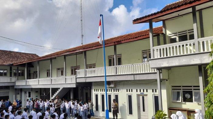 Cegah Kenakalan Remaja, Polsek Muntilan Kabupaten Magelang Lakukan Pembinaan Pelajar