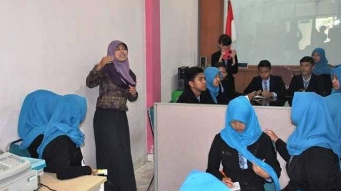 Menyambut Kunjungan SMK Swadaya Temanggung