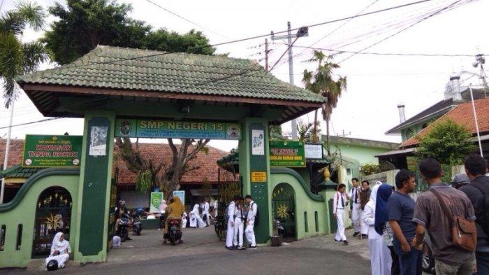 Siapkan Kuota 340 Siswa, SMP Negeri 15 Yogyakarta Prioritas Prokes saat Verifikasi PPDB