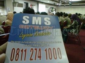 Hore..Sudah Ada SMS Gateway untuk Keluhan Layanan Kesehatan di DIY