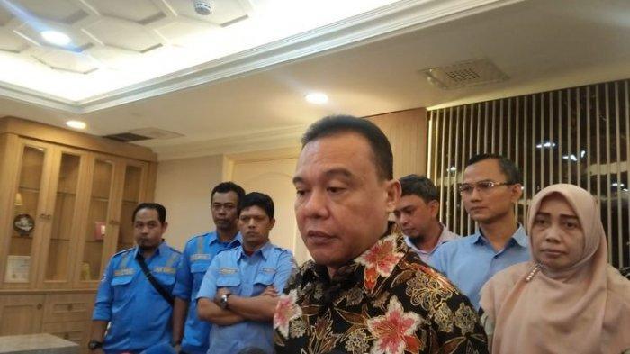 Soal Pengganti Edhy Prabowo, Partai Gerindra Menyerahkan Sepenuhnya Kepada Presiden Jokowi