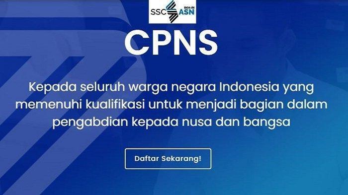 Minat CPNS Formasi Bidang Kesehatan Rendah