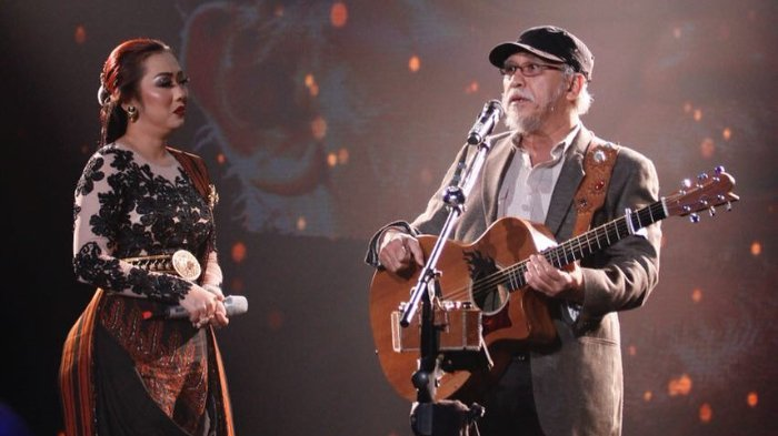 Soimah duet bareng Iwan Fals