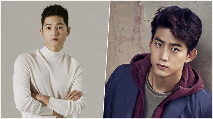 Song Joong Ki dan Ok Taecyeon Akan Bermain di Drama Korea tvN Berjudul Vincenzo