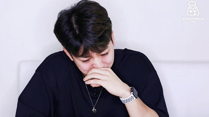 Yunhyeong iKON Menangis Tersedu-sedu di Vlog Terbarunya, Mengapa?