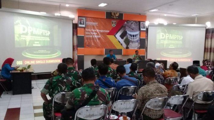 DPMPTSP Kota Magelang Kenalkan Perizinan Terintegrasi secara Elektronik