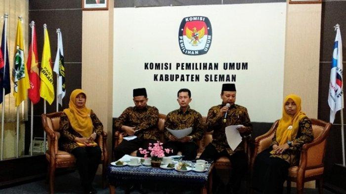 NPHD Diteken, KPU Sleman Mulai Sosialisasikan Pilkada 2020