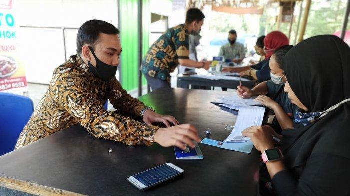 BPD DIY Ajak Pedagang Gunakan Mobile Banking dan QRIS