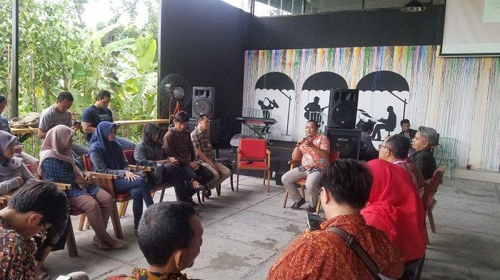 KPU DIY Berikan Pendidikan Pemilih Ke Lembaga Swadaya Masyarakat dan Ormas