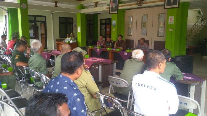 Jadi Salah Satu Tugas TNI, Koramil Gondokusuman Tekankan Program Jaga Warga