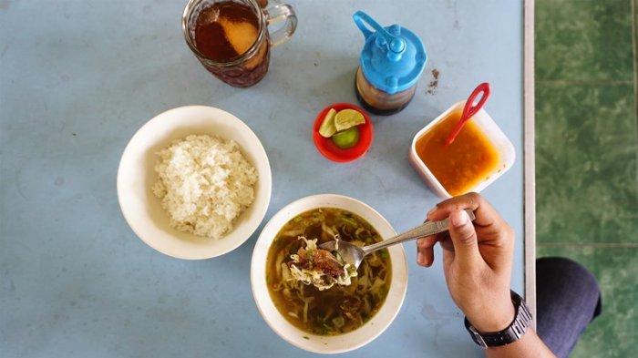 Soto Bebek Bu Siswo, Hidangan Khas Klaten Sejak Tahun 1953 - Tribun Jogja
