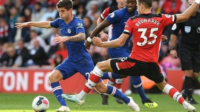 Prediksi Formasi dan Line Up Southampton vs Chelsea Liga Inggris Malam Ini di Mola Tv Premier League