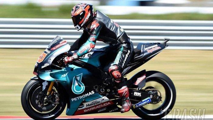 Pole Position MotoGP Ceko: Bukan Fabio Quartararo, Bukan Valentino Rossi, Tapi Johann Zarco