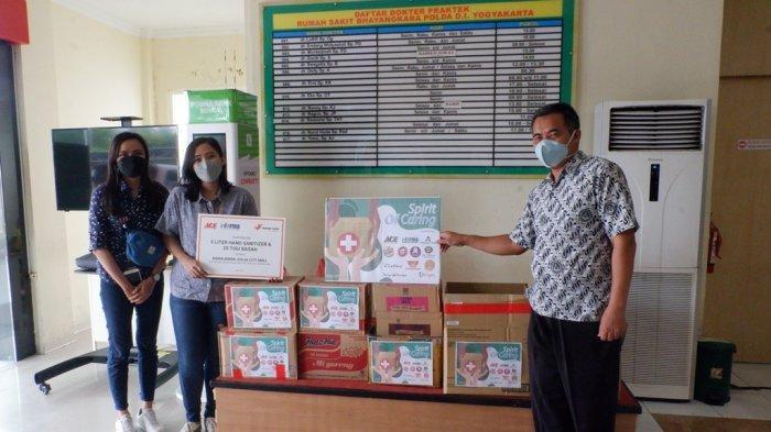 Spirit of Caring: Tenant Jogja City Mall Bergabung Dukung Nakes Melawan Pandemi Covid-19