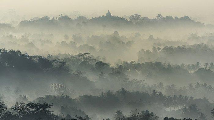 Spot Foto Asyik Punthuk Setumbu Borobudur Ditemukan Orang Ini. Bagaimana Ceritanya?