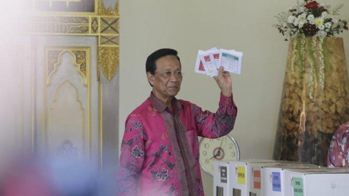 Jokowi-Amin Unggul di TPS 15 Panembahan Yogyakarta