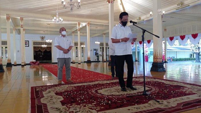 Sapa Aruh, Sri Sultan Hamengku Buwono X Janjikan Percepatan Realisasi Bansos Bagi Warga