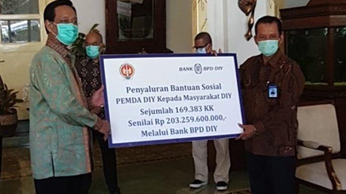 Bank BPD DIY Siap Salurkan Bansos dari Pemda DIY untuk Masyarakat Terdampak Covid-19