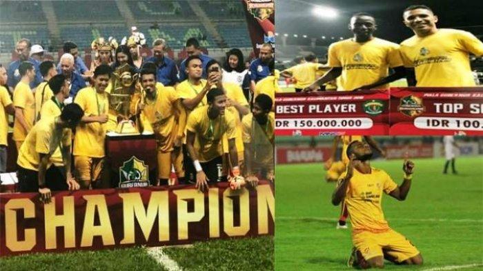 Sempat Terlambat, Manajemen Sriwijaya FC Akhirnya  Lunasi Gaji Pemain